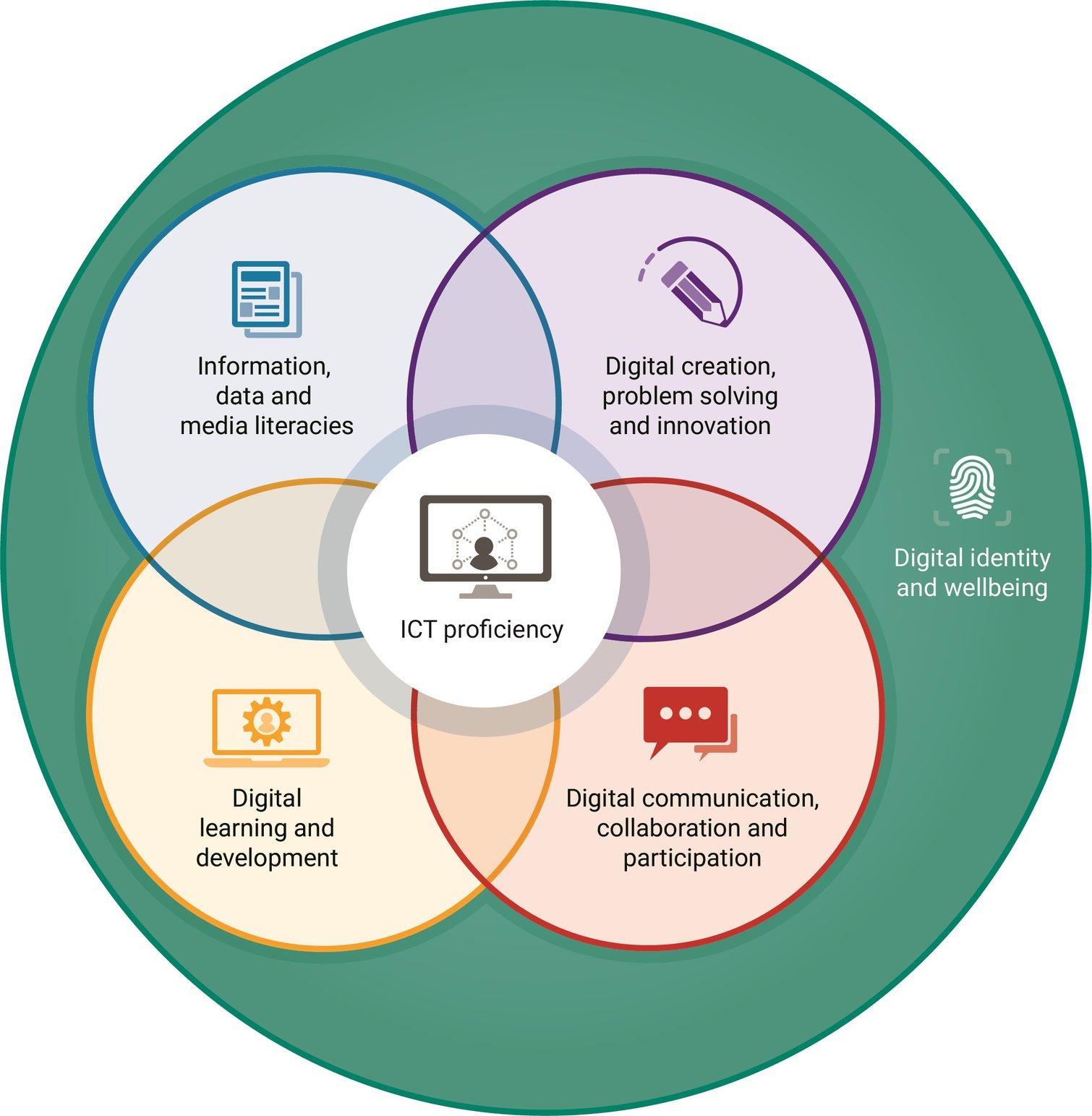 6 elements of digital capability