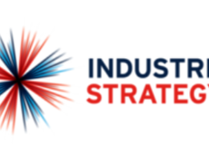 UK industrial strategy logo